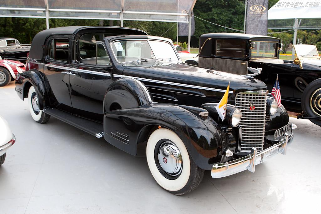 Cadillac Sixteen Fleetwood Town Car - Chassis: 5270310   - 2011 Concorso d'Eleganza Villa d'Este