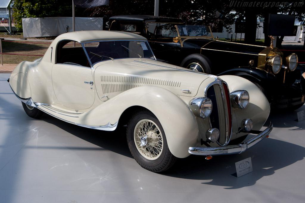 Delahaye 135 MS Figoni & Falaschi Coupe - Chassis: 60112  - 2011 Concorso d'Eleganza Villa d'Este