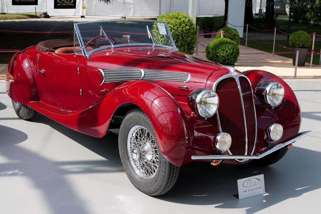 Delahaye 135 MS Figoni & Falaschi Grand Sport Roadster - Chassis: 60158  - 2011 Concorso d'Eleganza Villa d'Este
