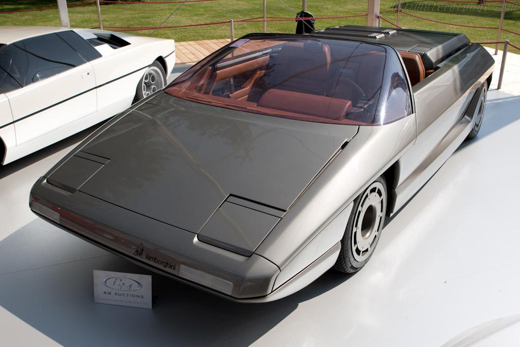 Lamborghini Athon - Chassis: S155/01   - 2011 Concorso d'Eleganza Villa d'Este