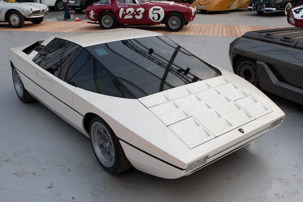 Lamborghini Bravo - Chassis: NS46/01   - 2011 Concorso d'Eleganza Villa d'Este