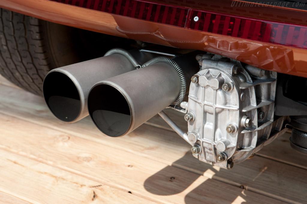 Lancia Stratos Zero - Chassis: C/1160   - 2011 Concorso d'Eleganza Villa d'Este