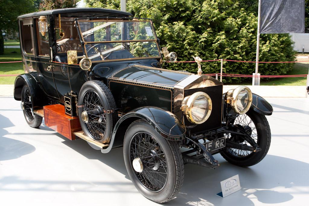 Rolls-Royce Silver Ghost Hamshaw Limousine - Chassis: 2BD  - 2011 Concorso d'Eleganza Villa d'Este