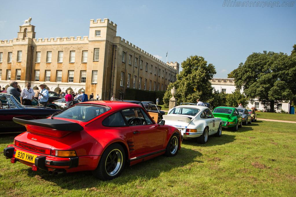 Porsche 930 SE Turbo