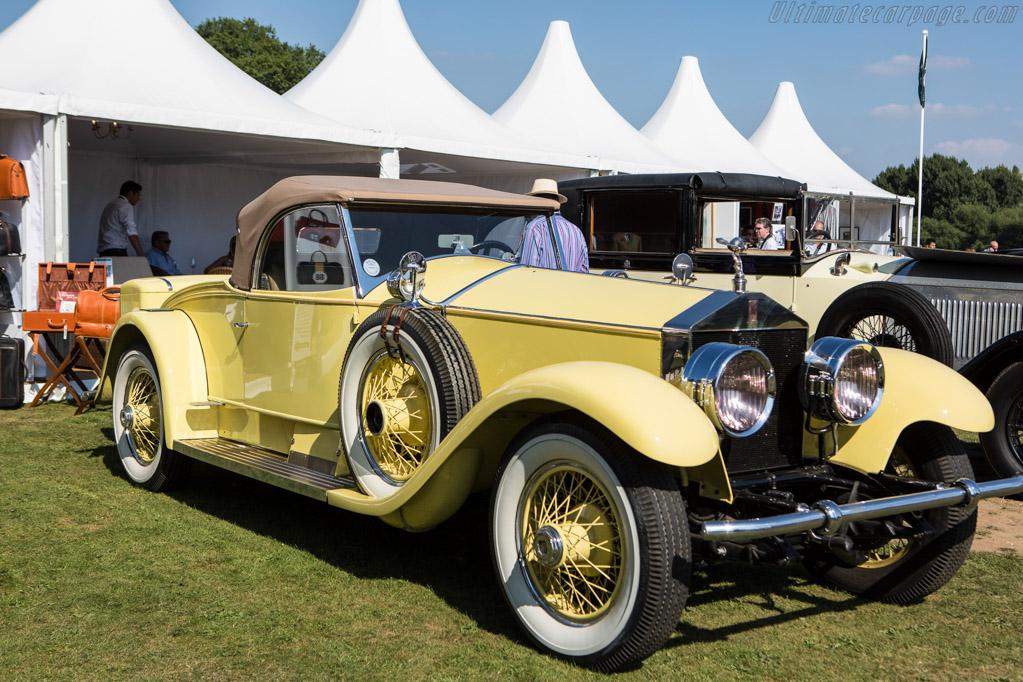 Rolls-Royce Silver Ghost Playboy Roadster