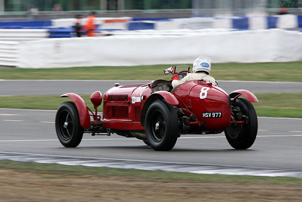 Alfa Romeo P3 Biposti - Chassis: 50009   - 2006 Silverstone Classic