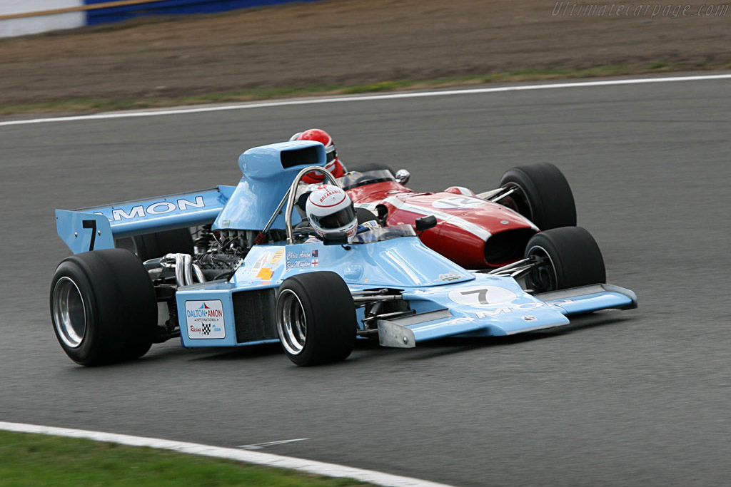 Amon F101 - Chassis: AF1/01   - 2006 Silverstone Classic