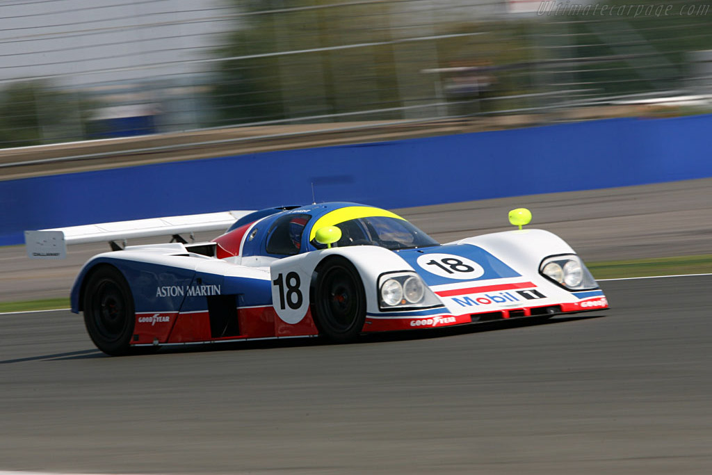 Aston Martin AMR1 - Chassis: AMR1 / 05   - 2006 Silverstone Classic