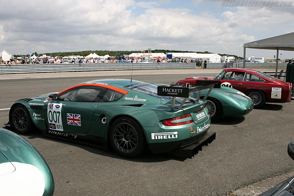 Aston Martin Racing    - 2006 Silverstone Classic
