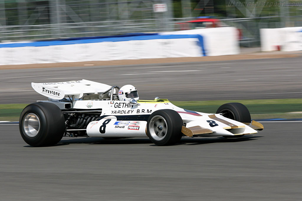 BRM P160 - Chassis: P160/01   - 2006 Silverstone Classic