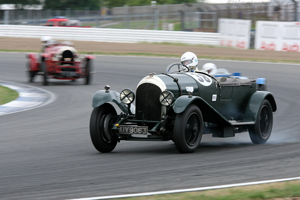 Bentley 3 Litre    - 2006 Silverstone Classic