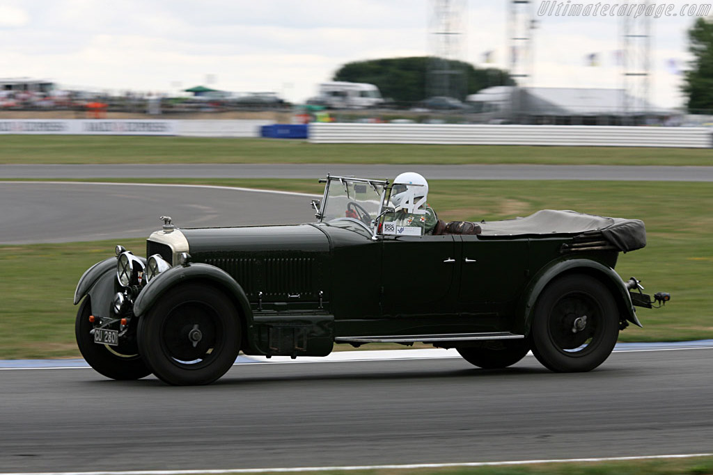 Bentley 4 1/2 Litre    - 2006 Silverstone Classic