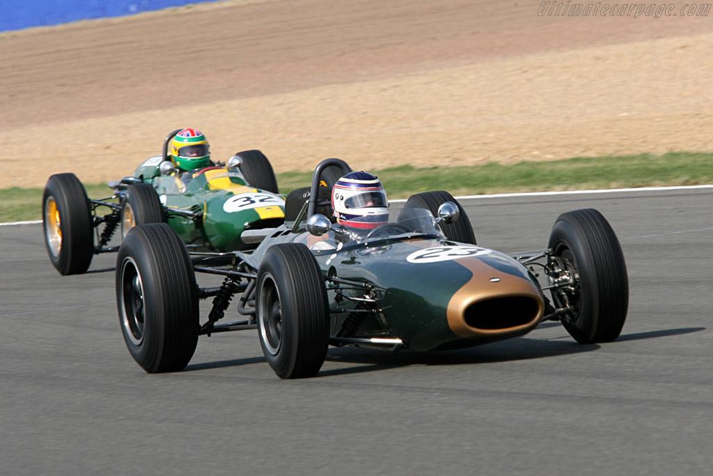 Brabham BT11 - Chassis: F1-1-64   - 2006 Silverstone Classic