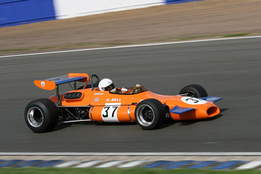 Brabham BT30    - 2006 Silverstone Classic