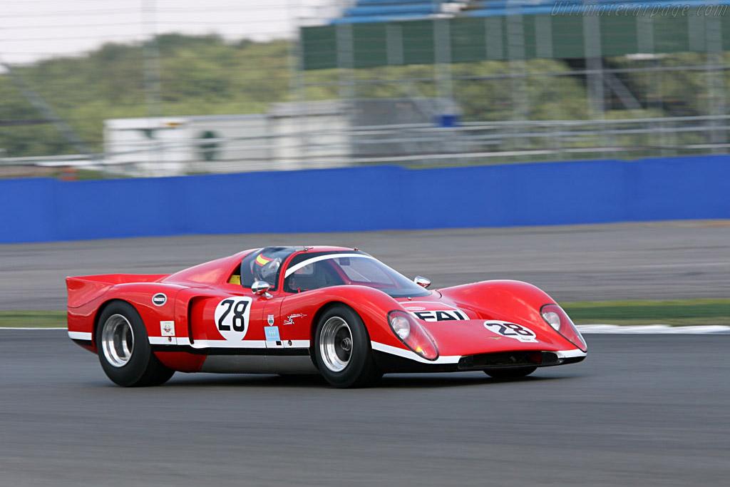 Chevron B16    - 2006 Silverstone Classic