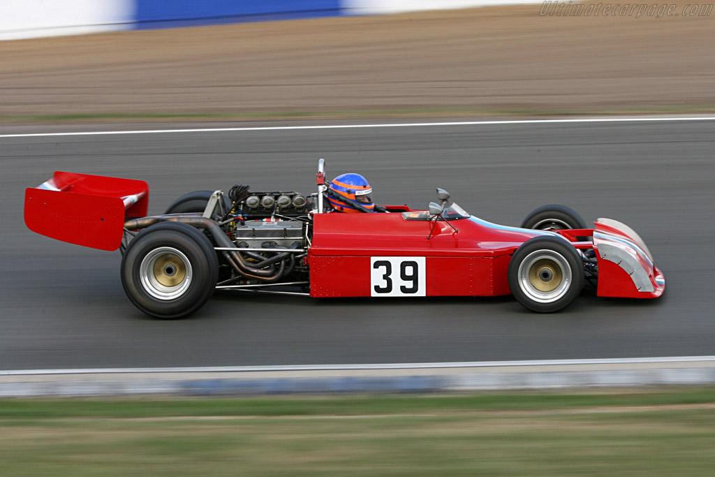 Chevron B28    - 2006 Silverstone Classic