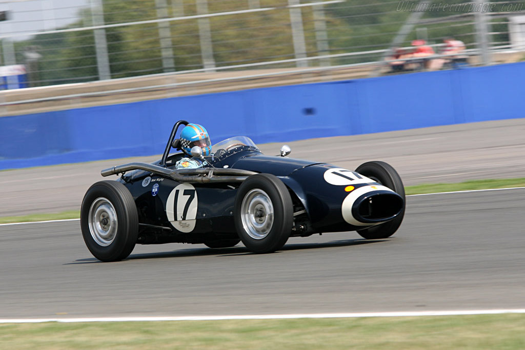 Connaught B4 - Chassis: B4   - 2006 Silverstone Classic