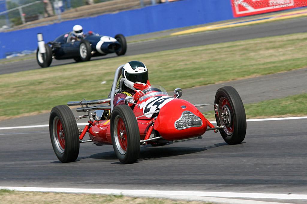 Cooper Mk6 Jap    - 2006 Silverstone Classic