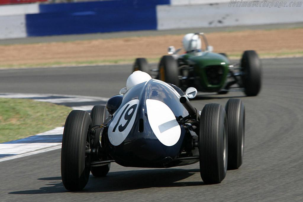 Cooper T43    - 2006 Silverstone Classic