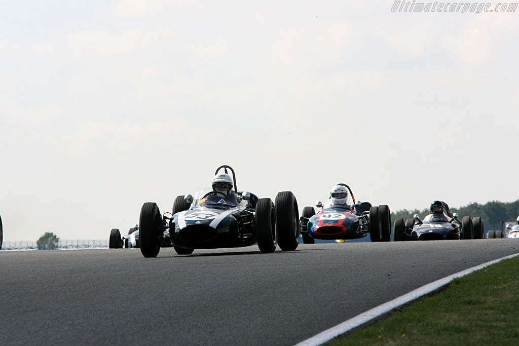 Cooper T53    - 2006 Silverstone Classic
