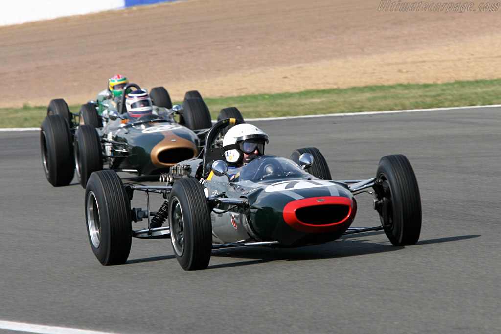 Cooper T71/79    - 2006 Silverstone Classic