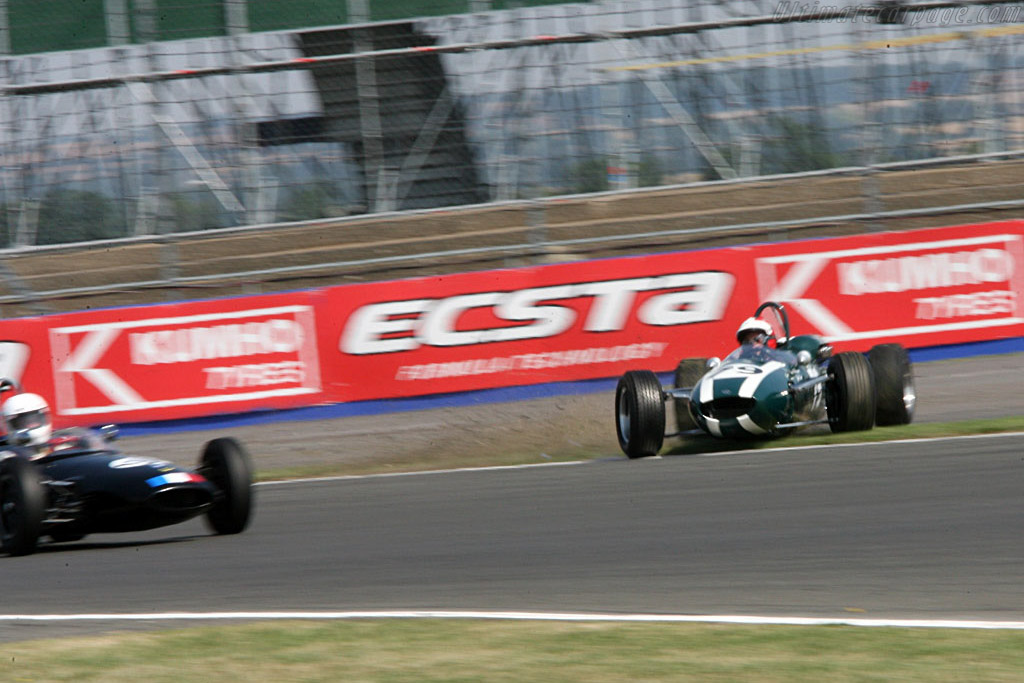 Cooper T79    - 2006 Silverstone Classic