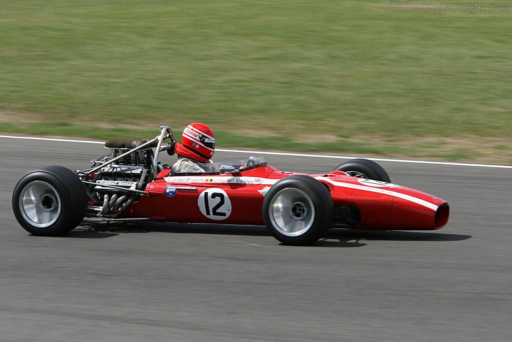 Cooper T86C Alfa Romeo - Chassis: F1-3-68   - 2006 Silverstone Classic