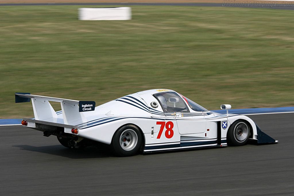 Ecosse 285 - Chassis: 002   - 2006 Silverstone Classic