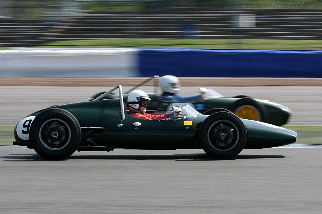 Emeryson    - 2006 Silverstone Classic