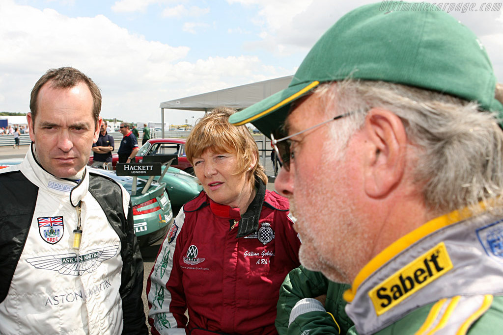 Final instructions    - 2006 Silverstone Classic