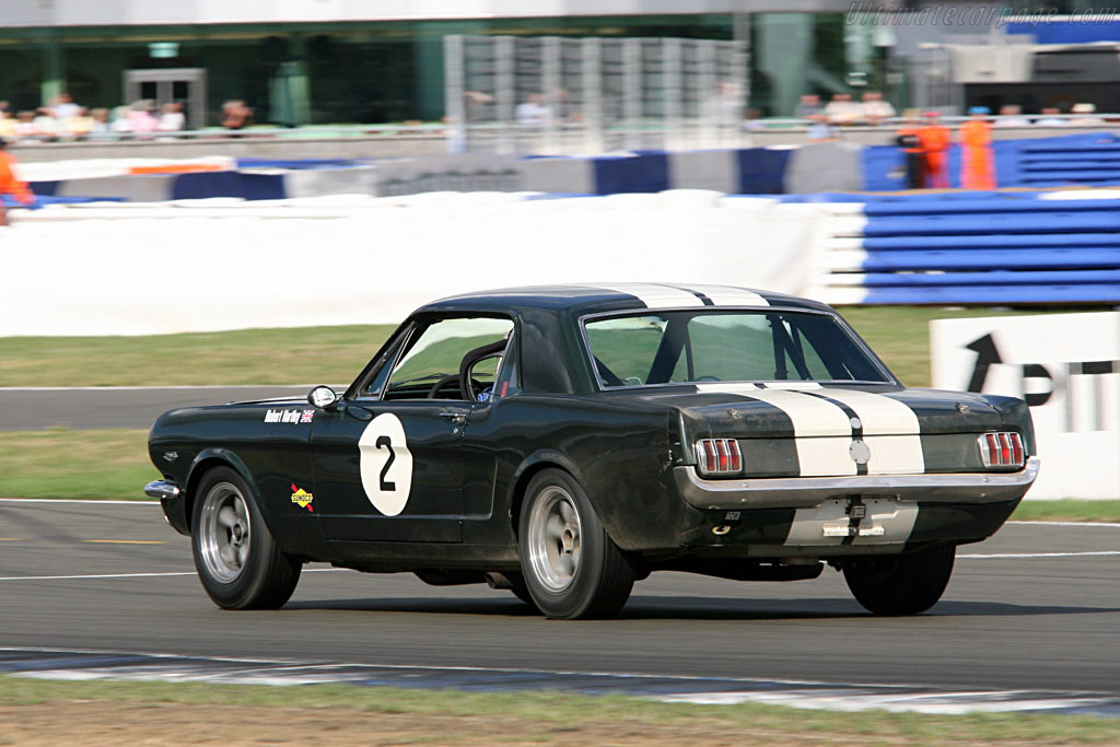 Ford Mustang    - 2006 Silverstone Classic