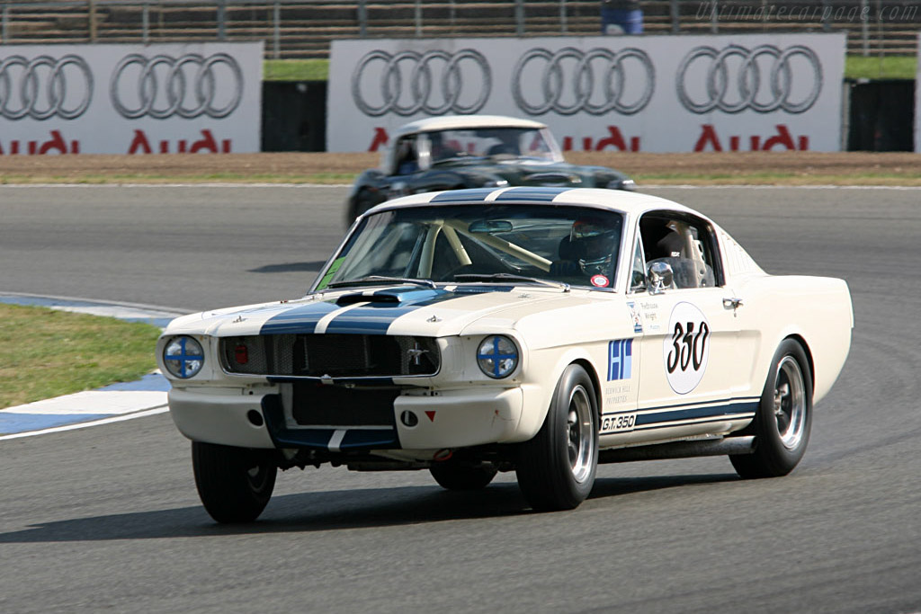 Ford Shelby Mustang GT350    - 2006 Silverstone Classic