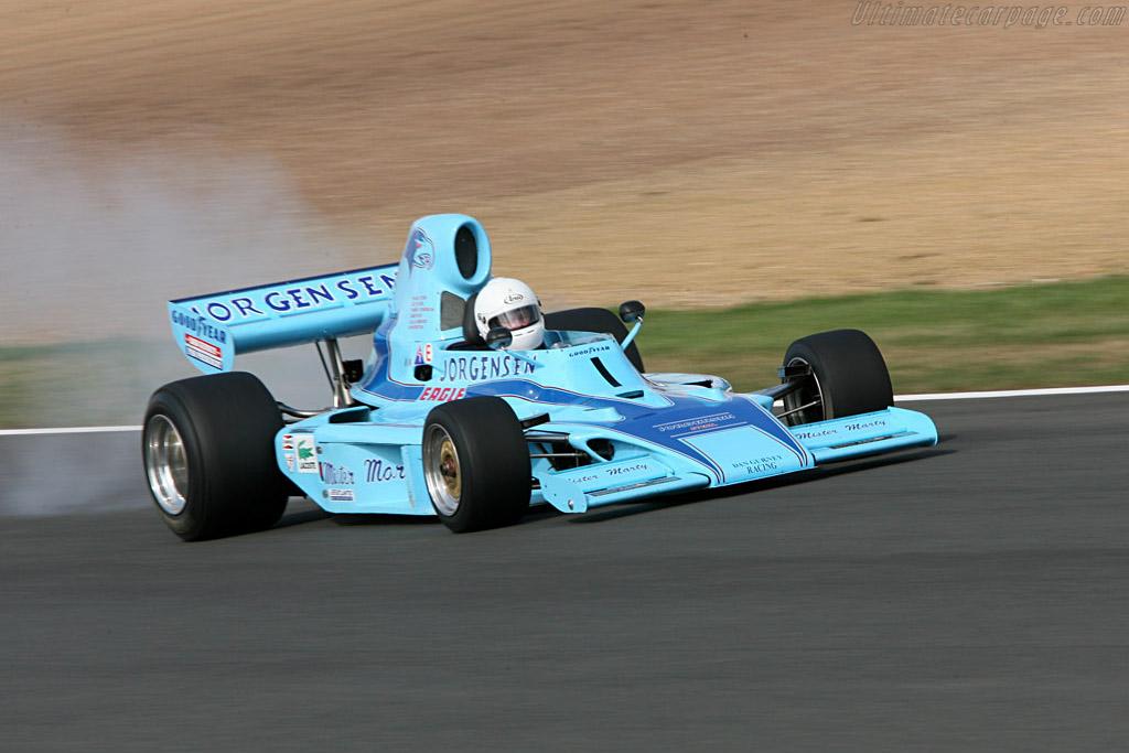 Gurney Eagle FA74    - 2006 Silverstone Classic