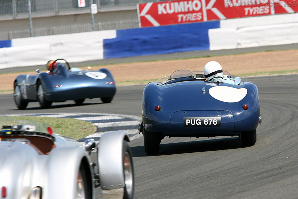 Classic Chassis Car Club