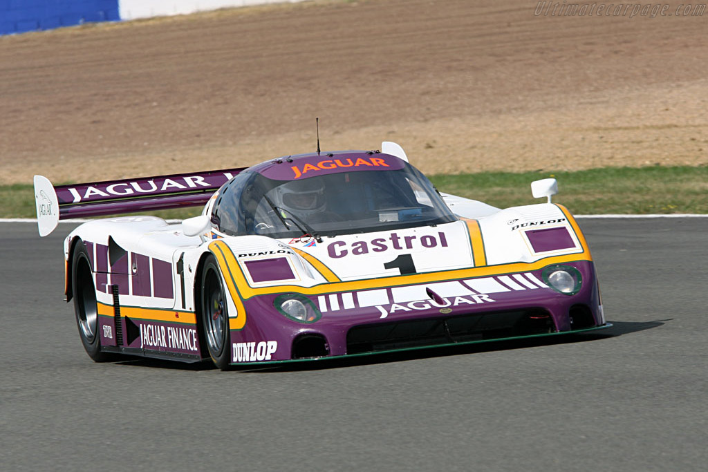 Jaguar XJR9 - Chassis: J12-C-688   - 2006 Silverstone Classic