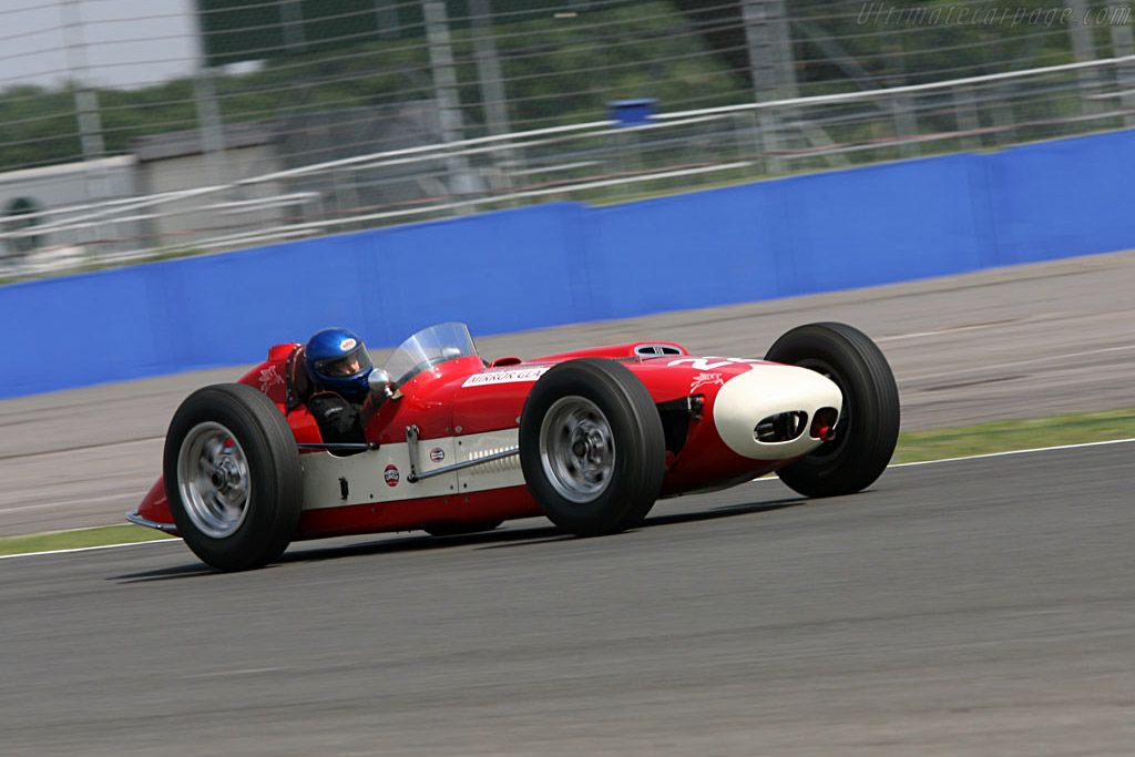 Kurtis Indy Roadster    - 2006 Silverstone Classic
