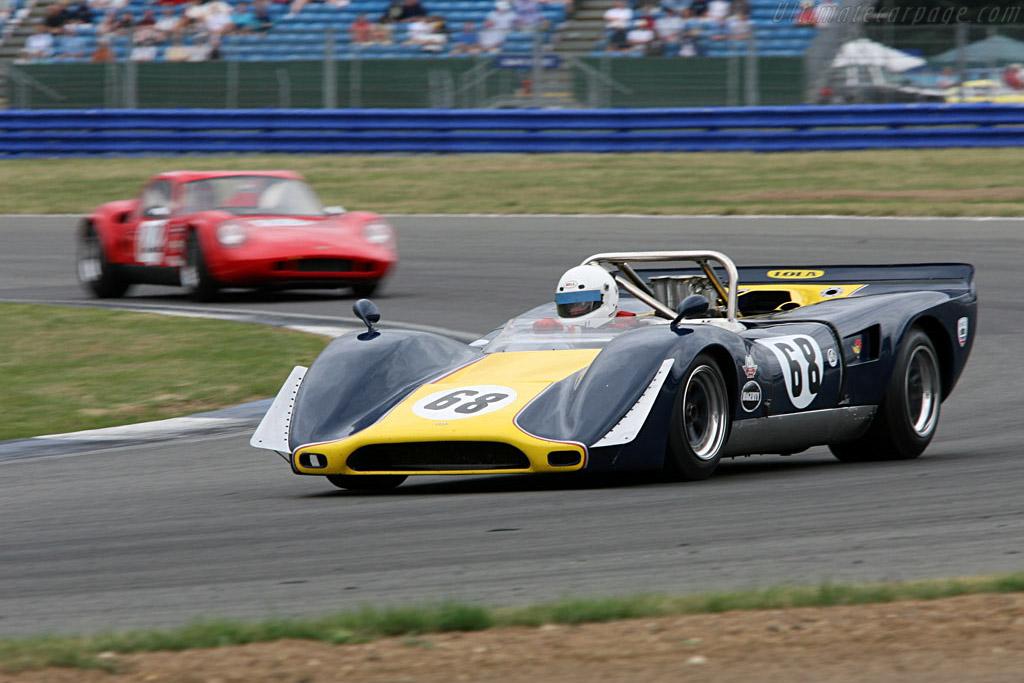 Lola T160    - 2006 Silverstone Classic