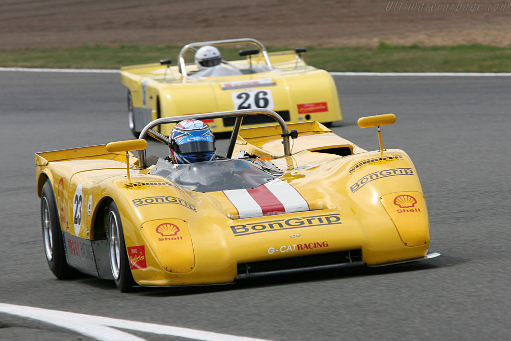 Lola T210 - Chassis: SL210/01   - 2006 Silverstone Classic
