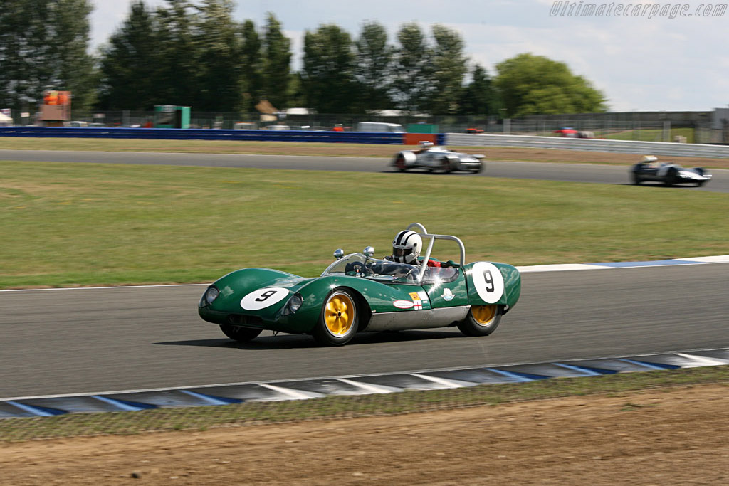 Lotus 17 - Chassis: 655   - 2006 Silverstone Classic