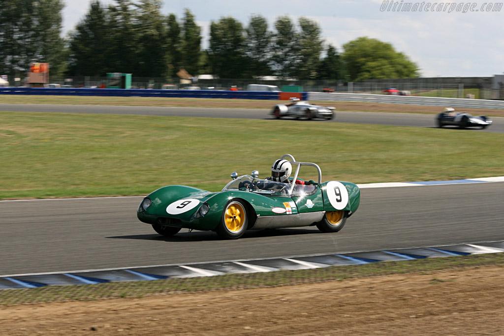 Lotus 17    - 2006 Silverstone Classic