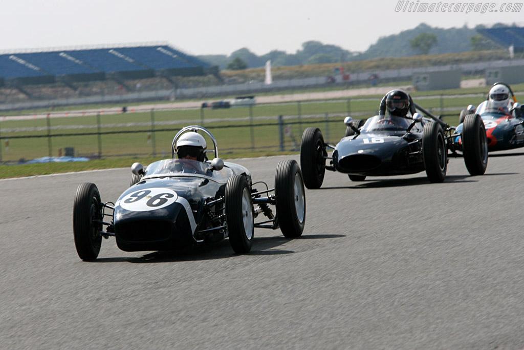 Lotus 18 FJ    - 2006 Silverstone Classic