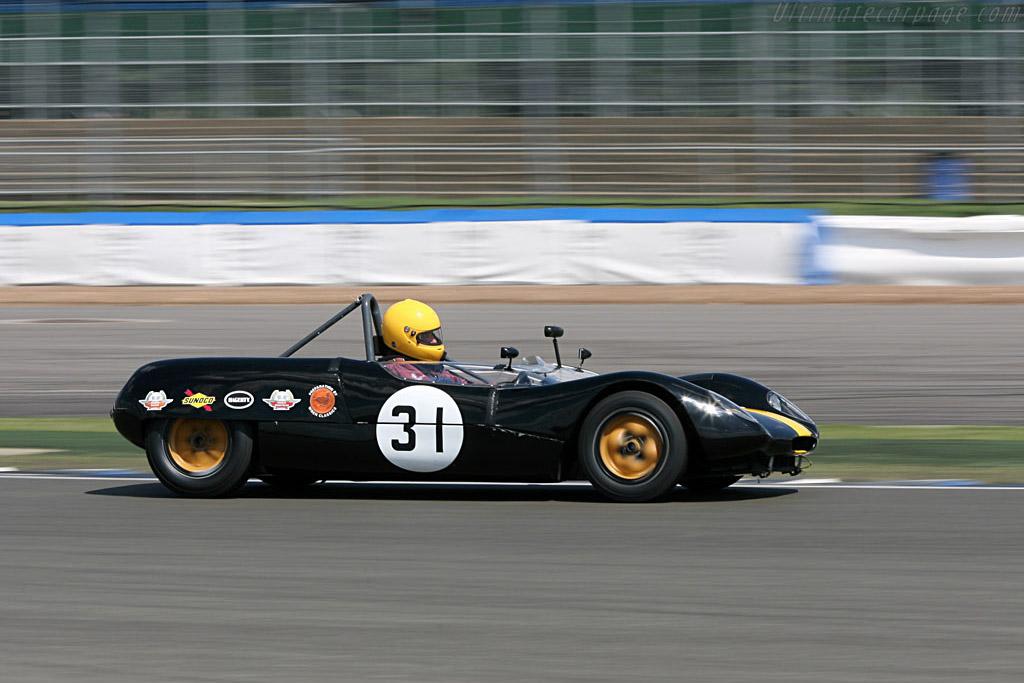 Lotus 23B    - 2006 Silverstone Classic