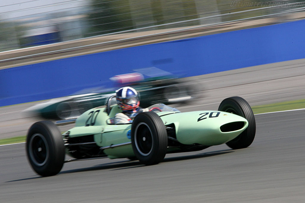 Lotus 24    - 2006 Silverstone Classic
