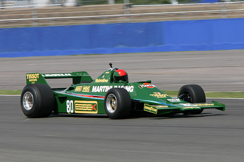 Lotus 80 - Chassis: 80/1   - 2006 Silverstone Classic