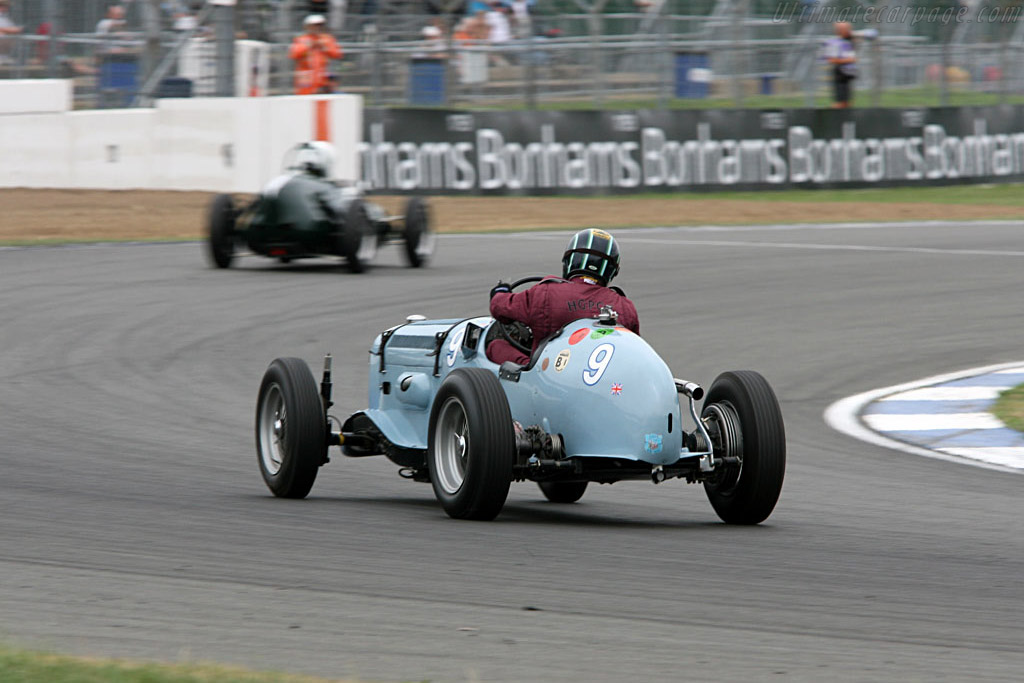 MG Parnell K3    - 2006 Silverstone Classic
