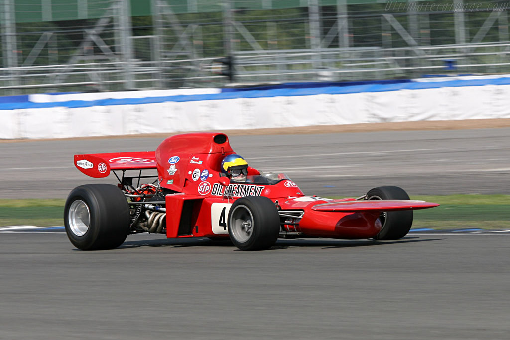 March 711 - Chassis: 711-6 - Driver: Robs Lamplough  - 2006 Silverstone Classic