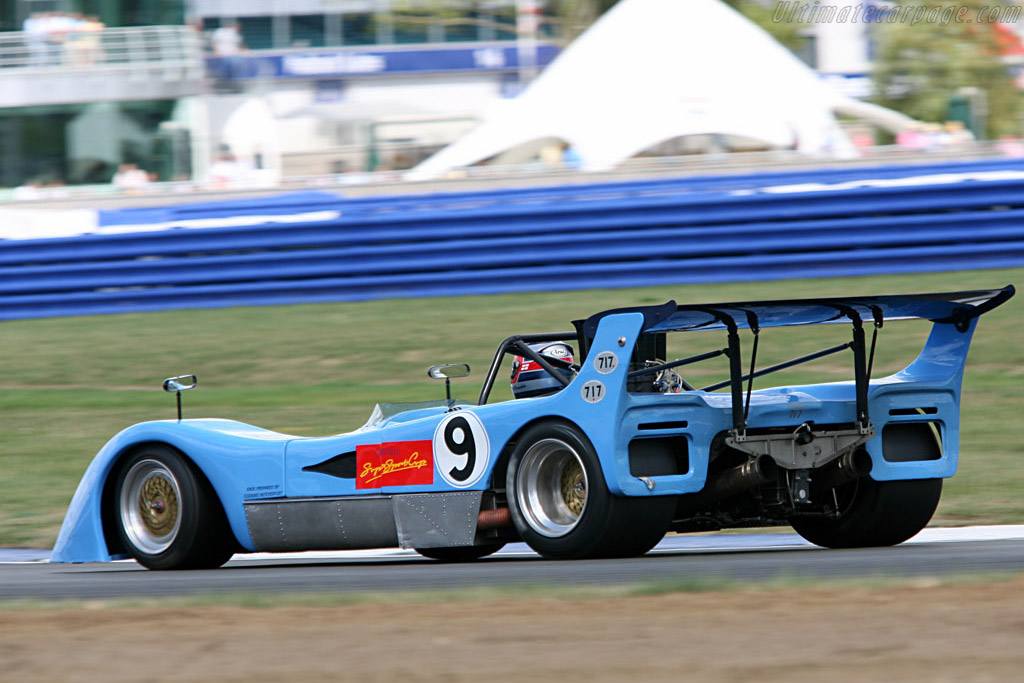 March 717 - Chassis: 717/1   - 2006 Silverstone Classic