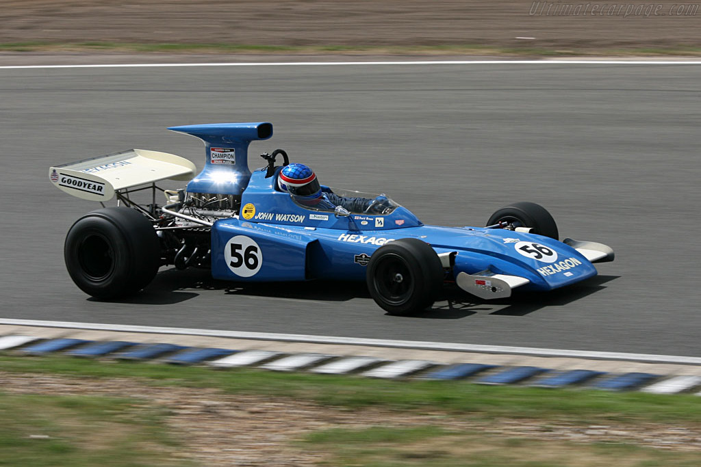 March 721 - Chassis: 721-4   - 2006 Silverstone Classic