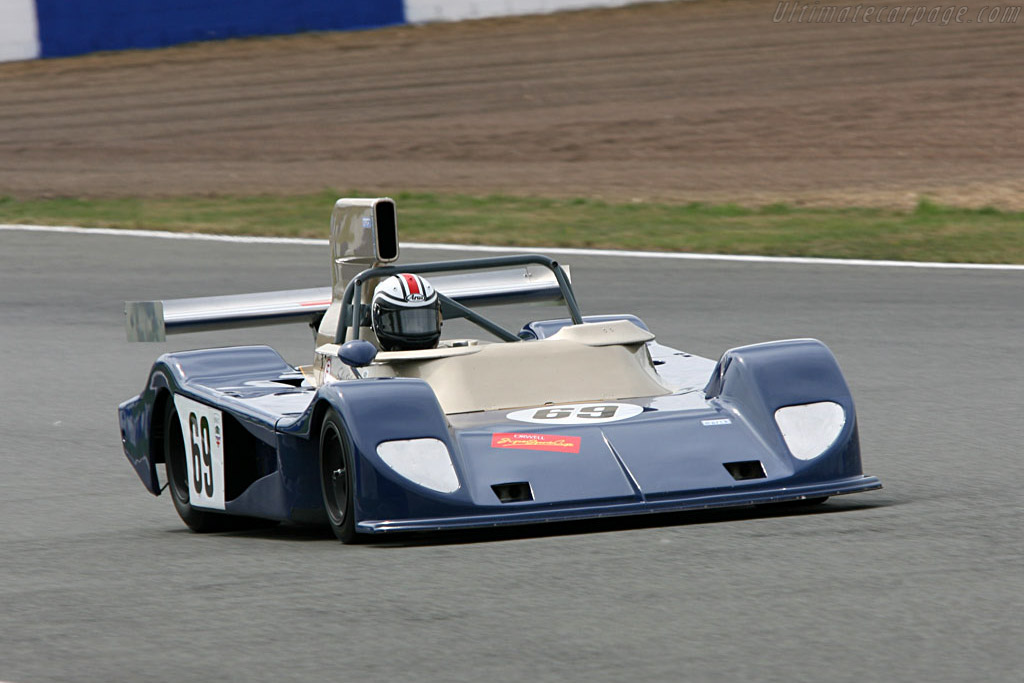 March 76S - Chassis: 76S/3   - 2006 Silverstone Classic