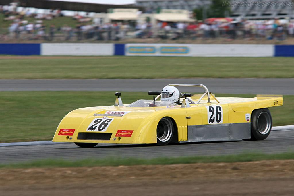 Martin BM9    - 2006 Silverstone Classic